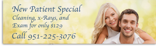 New Patient Special - Exam for only $129
